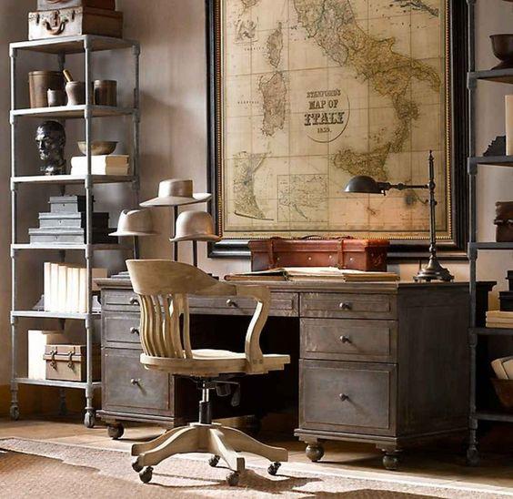 íróasztal 09