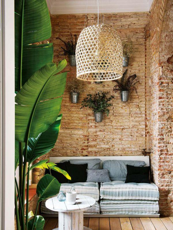 Vintage lakás Barcelona